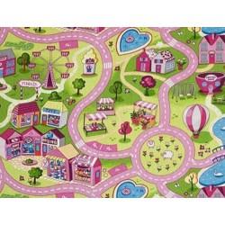 """SWEET TOWN """"Różowe Ulice""""..."""