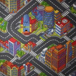 "BIG CITY ""Miasto"" szer. 4m"